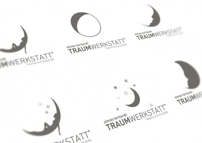 """Traumwerkstatt Simon Terhardt """"Logo Design & Brandrefresh"""""""