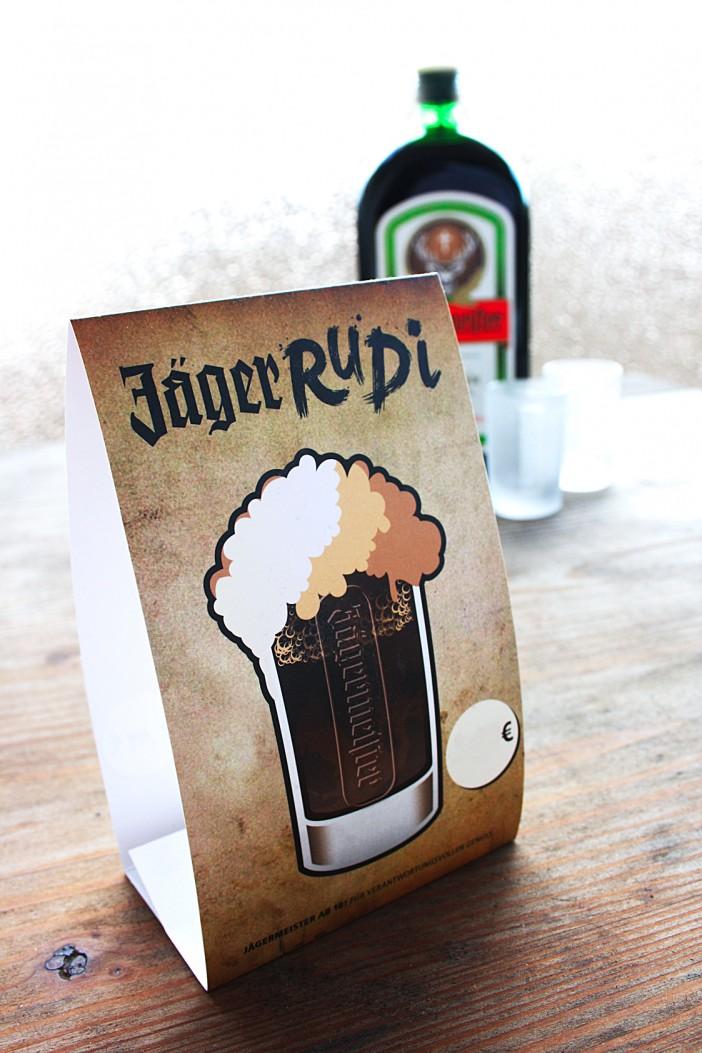"""Jägermeister """"Jäger Rudi"""""""
