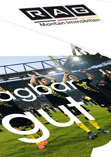 """RAG """"Meisteranzeige BVB 2012"""""""