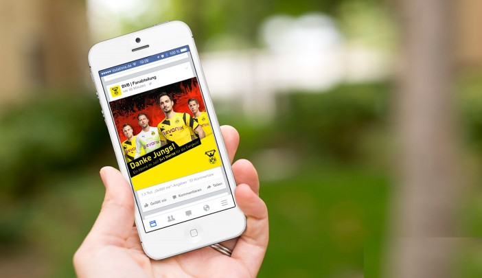 """""""Weltmeister Anzeige BVB"""" Fanabteilung"""