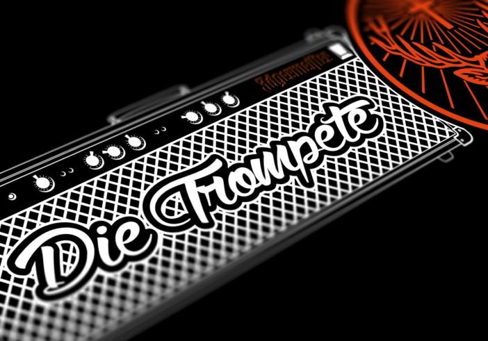"""DJ-Pult """"Trompete"""""""